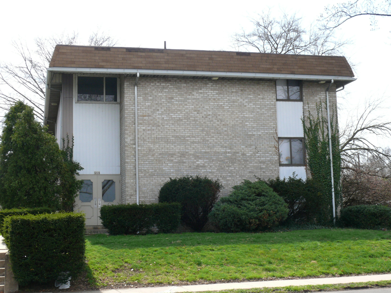 The Riverview Apartments